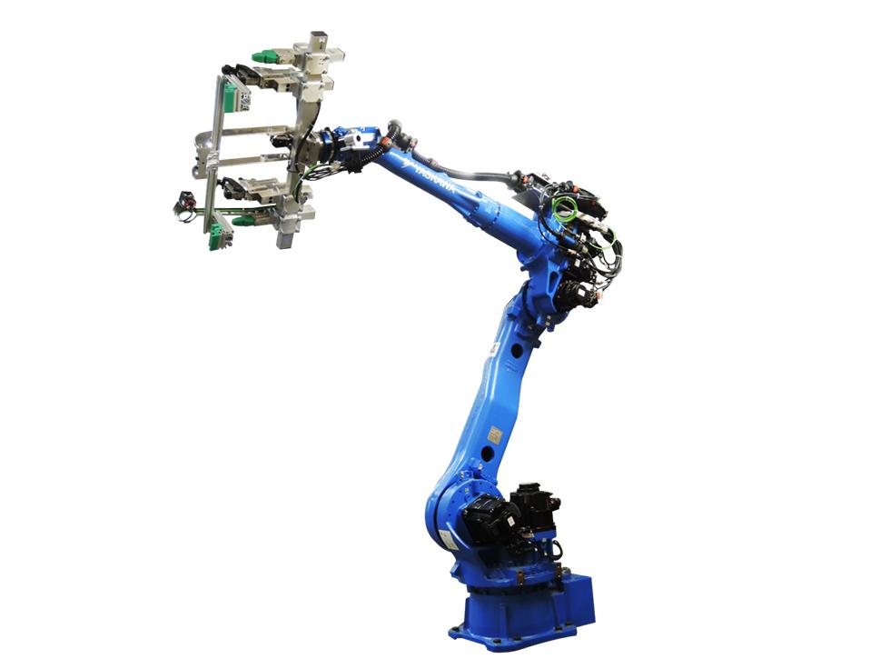 Yaskawa Roboter Programmierung
