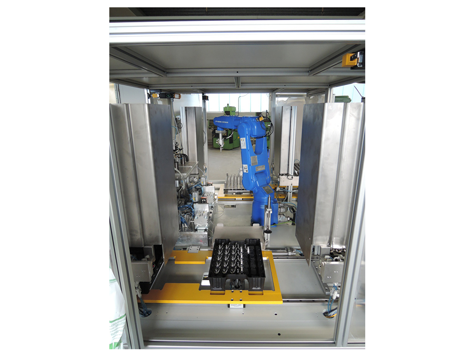 Handling, Sondermaschinenbau