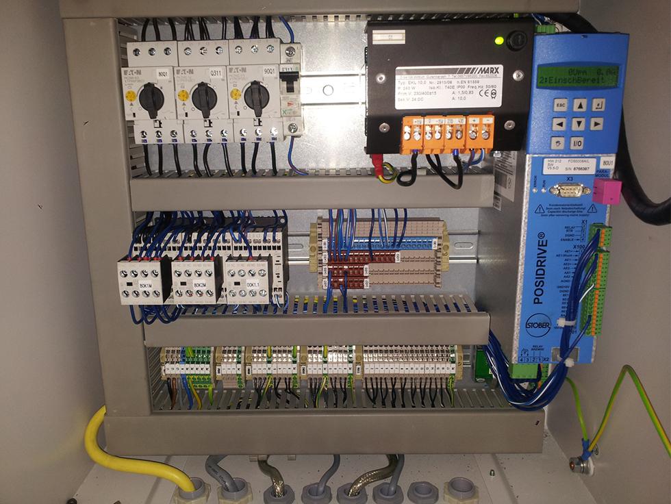 Schaltschrankbau und Elektrokonstruktion
