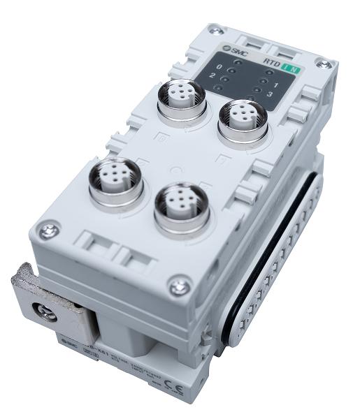 Neues Analoges Eingangsmodul EX600-AT*-X61 von SMC