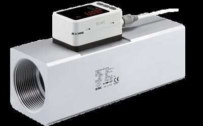 Digitaler Durchflussschalter PF3A7H mit IO-Link