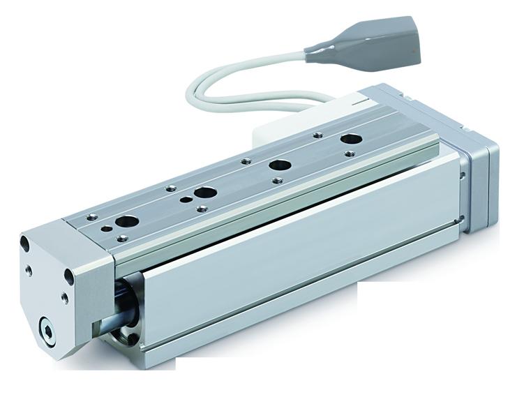 Elektrischer Kompaktschlitten der Serie LESYH-X171